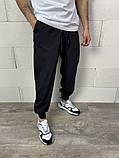 Спортивні штани чорні 21194, фото 6