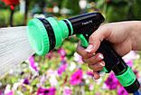 Пистолет для полива Presto-PS насадка на шланг пластик (4443), фото 5
