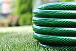 Шланг садовый Tecnotubi Euro Guip Green для полива диаметр 3/4 дюйма, длина 50 м (EGG 3/4 50), фото 4