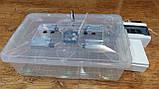 Інкубатор для яєць Курочка Ряба 56, в пластиковому корпусі, вентилятор, 4 лампи, фото 6