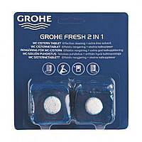 Освіжаючі таблетки для унітазу Grohe Fresh 38882000