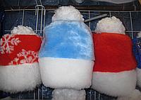Шапка Деда Мороза и Снегурочки