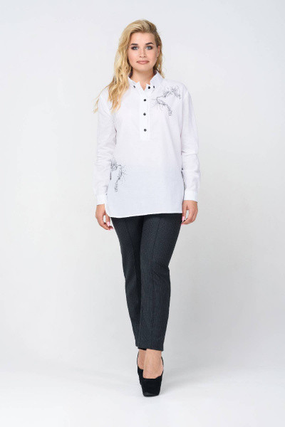 Сорочка Evdress XL білий