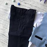 Детский нарядный костюм на мальчика 719. Размер 68 см, 74 см, фото 3