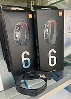 Фитнес браслет М6 1,1-дюймовый сенсорный цветной экран.