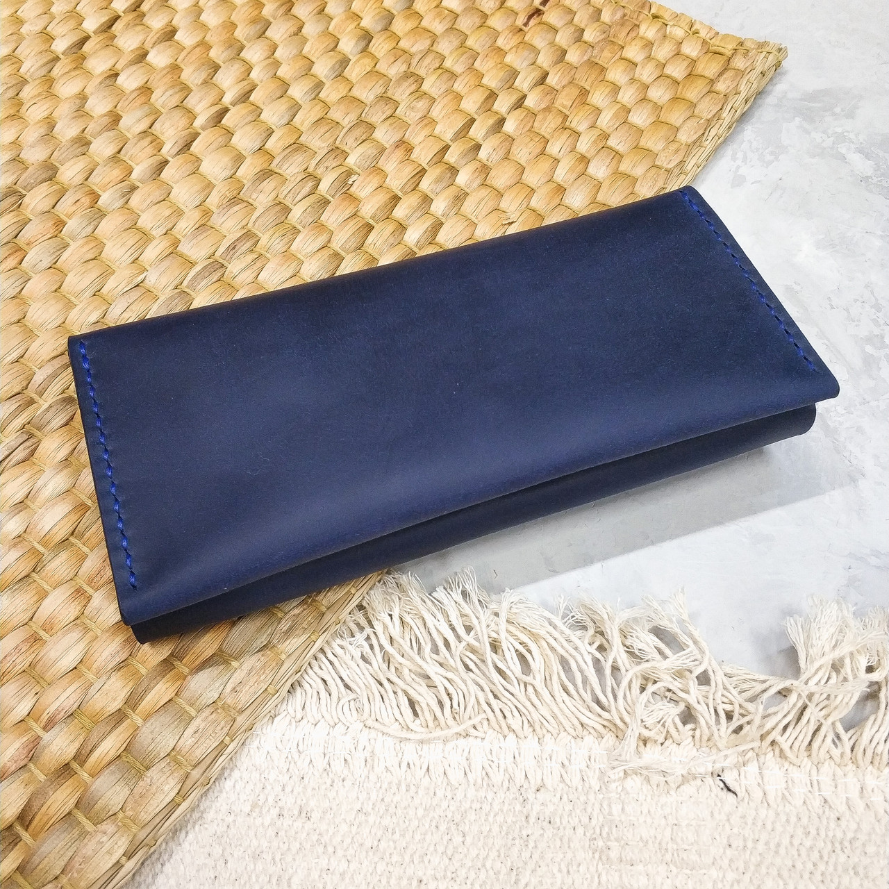 Жіночий шкіряний гаманець Stedley Жасмин