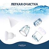 Назальный аспиратор (соплеотсос) Medica+ Nose Cleaner 7.0 (Япония), фото 6