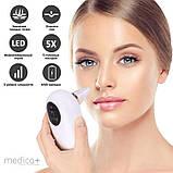 Вакуумный очиститель кожи и пор Medica+ Skincleaner 7.0 (Япония), фото 10