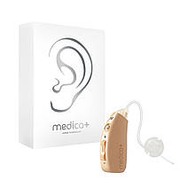Универсальный Слуховой аппарат Medica+ Sound Control 13 на аккумуляторе (Япония)