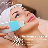 Ультразвуковой скрабер для лица Medica+ Vibroskin 8.0 (Япония), фото 5