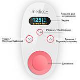 Допплер Фетальный Medica+ Babysound 7.0 (Япония), фото 3