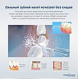 СТАЦІОНАРНИЙ ІРИГАТОР MEDICA + PROWATER STATION 7.0 (BL) іригатор для професійного догляду за порожниною р, фото 9