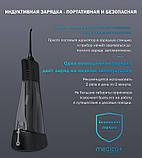 ПОРТАТИВНИЙ ІРИГАТОР MEDICA + PROWATER CLEAN 7.0 Портативний іригатор Медика Плюс, фото 5