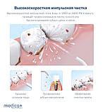 ПОРТАТИВНИЙ ІРИГАТОР MEDICA + PROWATER CLEAN 7.0 Портативний іригатор Медика Плюс, фото 10