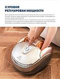 МАСАЖЕР ДЛЯ НІГ MEDICA+ FOOTMASS 5.0 для всіх вікових категорій Масаж шиацу Вібраційний масаж, фото 9