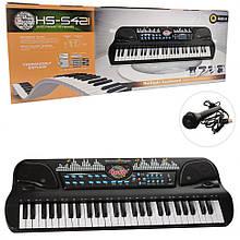 Дитячий синтезатор HS5421, 54 клавіші