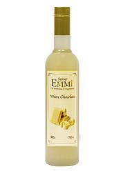 Сироп Эмми (Емми) Белый шоколад 700 мл (900 грамм) (Syrup Emmi White chocolate 0.7)