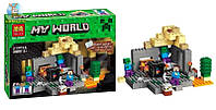 "Конструктор Minecraft ""My World"" Темница"