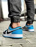 Кроссовки мужские 18251, Nike Jordan, белые [ 42 43 44 45 ] р.(42-26,7см), фото 4