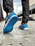 Кроссовки мужские 18251, Nike Jordan, белые [ 42 43 44 45 ] р.(42-26,7см), фото 5