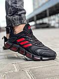 Кросівки чоловічі 18613, Adidas x Pharrell Vento (TOP), чорні, [ 41 42 43 44 45 46 ] р. 41-26,5 див., фото 5