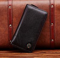 Мужской кошелек Gucci (138026) black