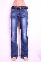 Женские  джинсы батальная серия