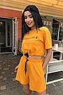 Спортивний костюм жіночий NOBILITAS 42 - 48 ліловий трикотаж (арт. 21019), фото 6