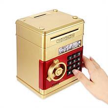 Дитяча скарбничка-сейф MK 4523 з кодом