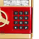Детская копилка-сейф MK 4523 с кодом, фото 8