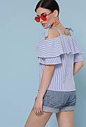 Блуза Стефанія к/р, фото 3