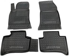 Авто килимки в салон Mercedes / Мерседес B-class (W246) 2014 - Electric Drive