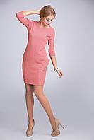 Женское современное платье из креп-дайвинга