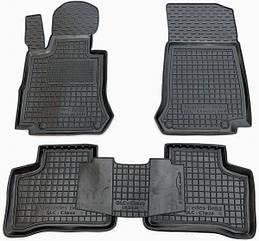 Авто килимки в салон Mercedes GLC (X253) 2016+/Мерседес