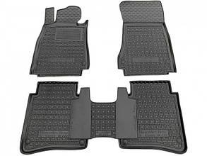 Авто килимки в салон Mercedes S (W222) 2013 - long/Мерседес