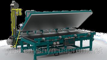 Горячий гидравлический пресс для щита NST HP 3100 NASTO (Насто)