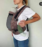 Эрго-рюкзак ONE+ Cool Хоуп