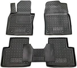 Полиуретановые (автогум) коврики в салон Mazda CX-30 2020-/Мазда СХ 30