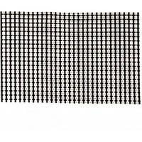 7049-1 Коврик для сервировки стола серебристо-черного цвета 450*300 мм (шт) Империя Посуды EMP_7049-1