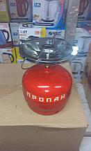 Газовий балон Дачник-Н1 5л (виробник Бєларусія)