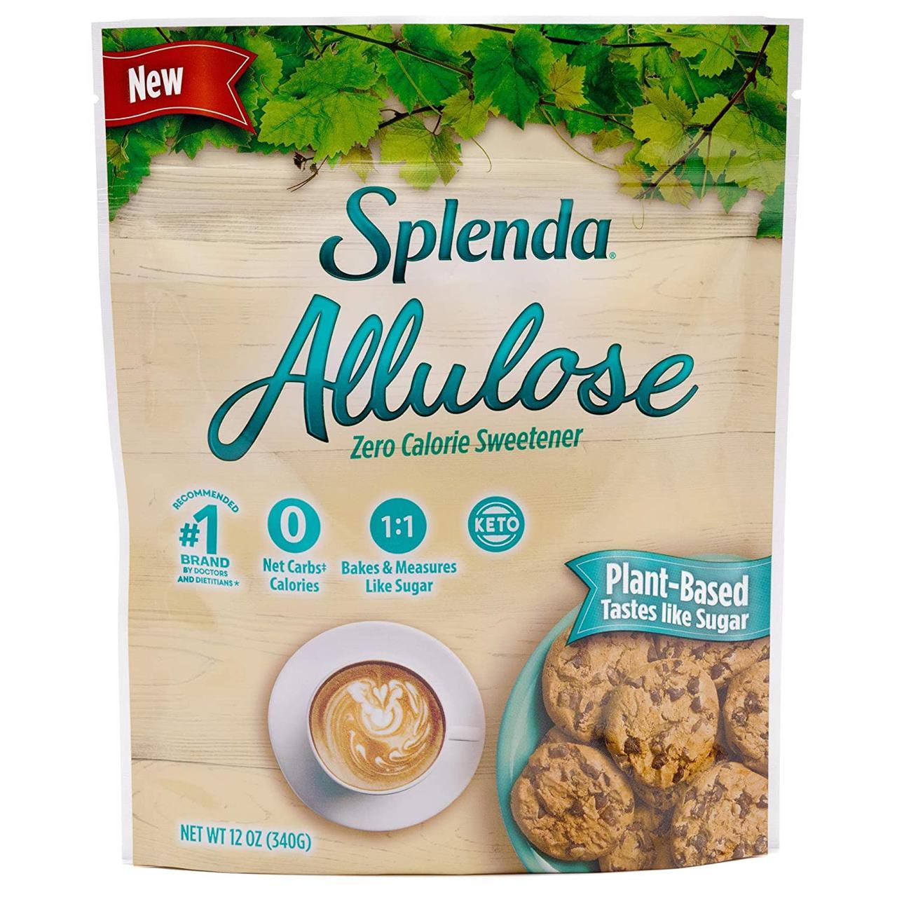 Аллюлоза Allulose Splenda 340 g США