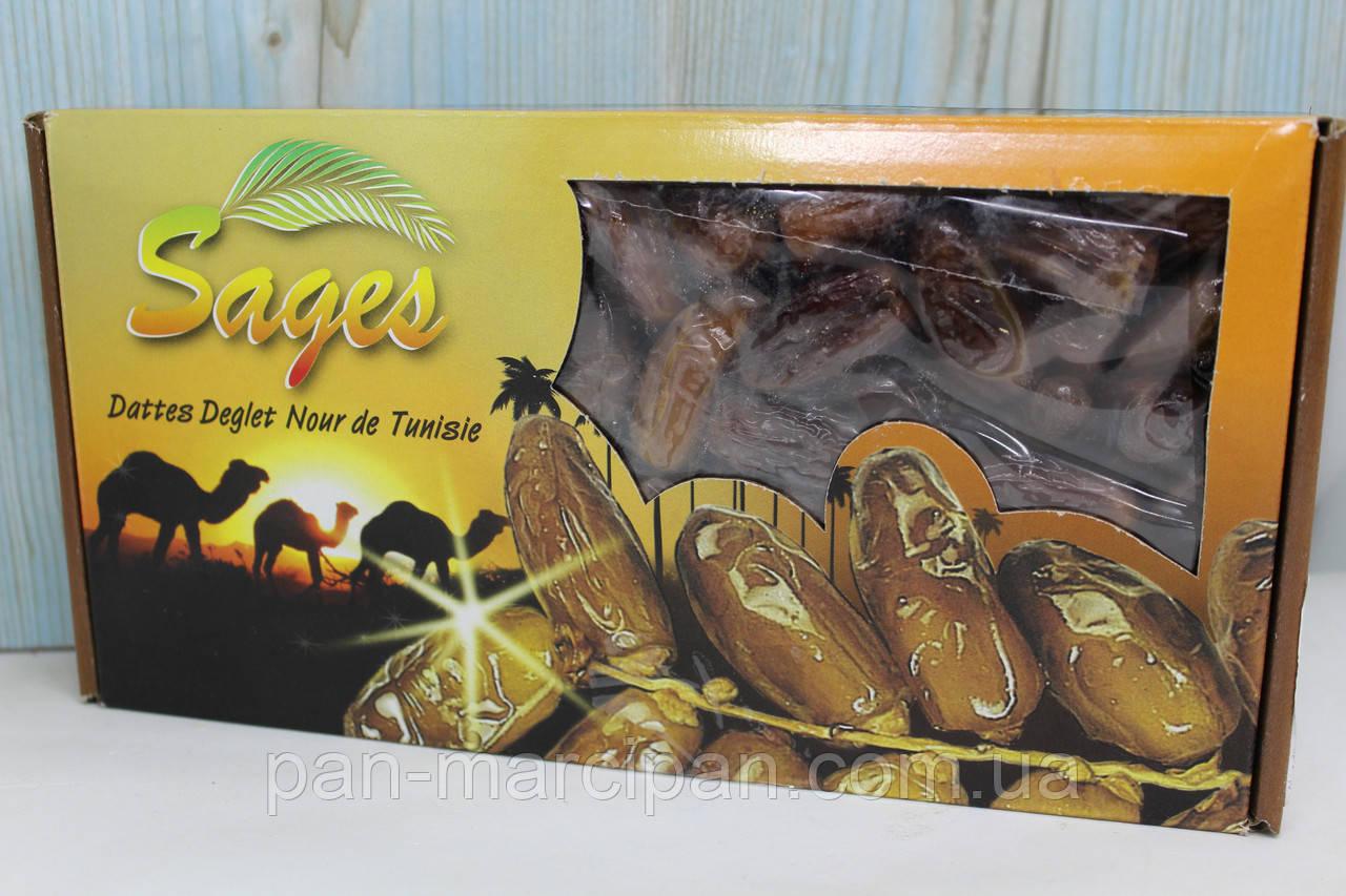 Фініки Sages 1кг Туніс