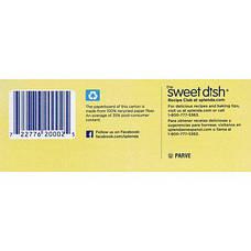 Замінник цукру Спленда (сукралоза) поштучно 50 стіків по 1 г, фото 3