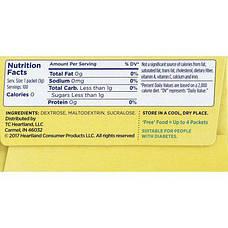 Заменитель сахара Спленда (сукралоза) поштучно 50 стиков по 1 г, фото 3