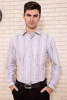 Сорочка чоловіча 113R286 колір Сірий M