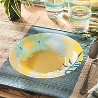 Глубокие тарелки Luminarc Tahina 21 cм для супа