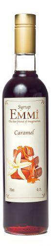 Сироп Эмми (Емми) Карамель 700 мл (900 грамм) (Syrup Emmi Caramel 0.7)