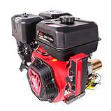 Двигун бензиновий Vitals Master QBM 15.0 ke, фото 2