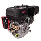Двигун бензиновий Vitals Master QBM 15.0 ke, фото 5