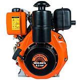 Двигун дизельний Vitals DM 6.0 k, фото 2